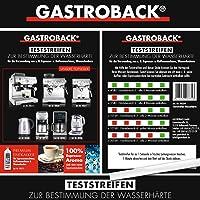 Gastroback Tiras reactivas para Comprobar la dureza del