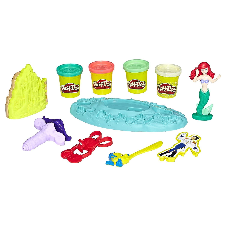 Play-Doh Disney Princesa Undersea Boda con Ariel: Amazon.es ...