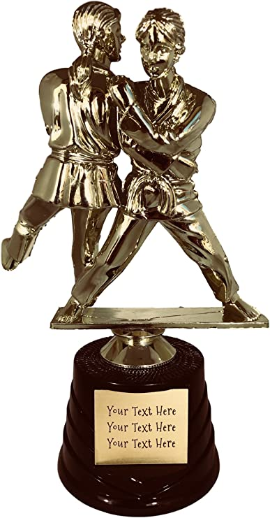 Trophy Crunch Hockey Trophy Topper
