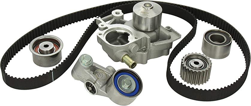Online Automotive TBWPHYLAN20 3004 Timing Belt Kit with Water Pump