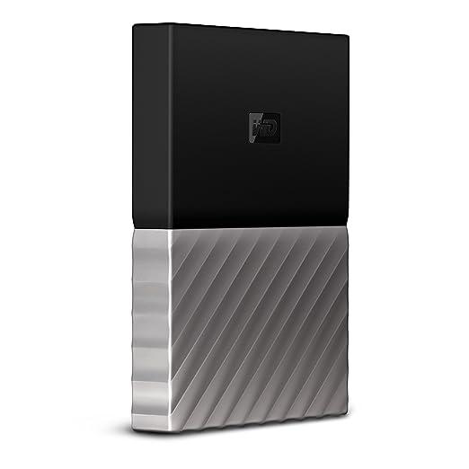 11 opinioni per WD 2TB My Passport Ultra Hard Disk Esterno Portatile, Nero/Grigio-