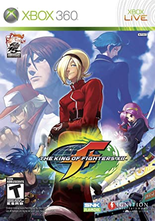 Amazon Com The King Of Fighters Xii Xbox 360 Video Games