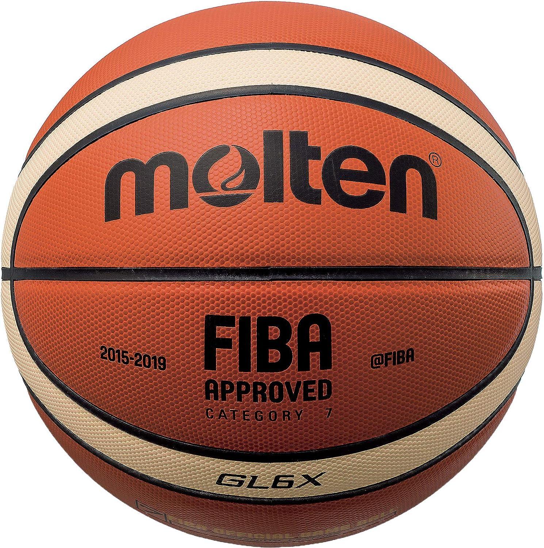 Molten BGLX Leather Basketball
