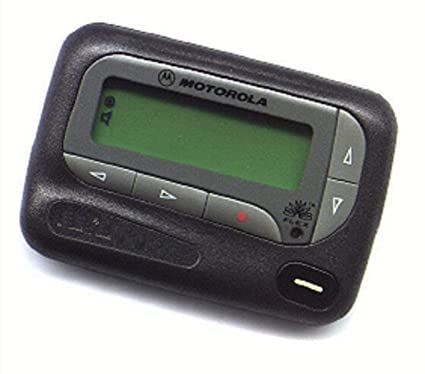 amazon com motorola advisor elite flex pager electronics