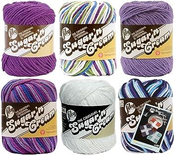 Sugar N Cream Yarn Dishcloth Patterns