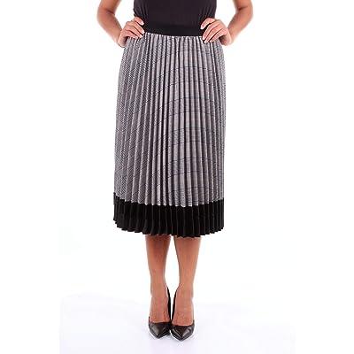 AMUSE 28AMARIEL Falda Mujer S: Ropa y accesorios