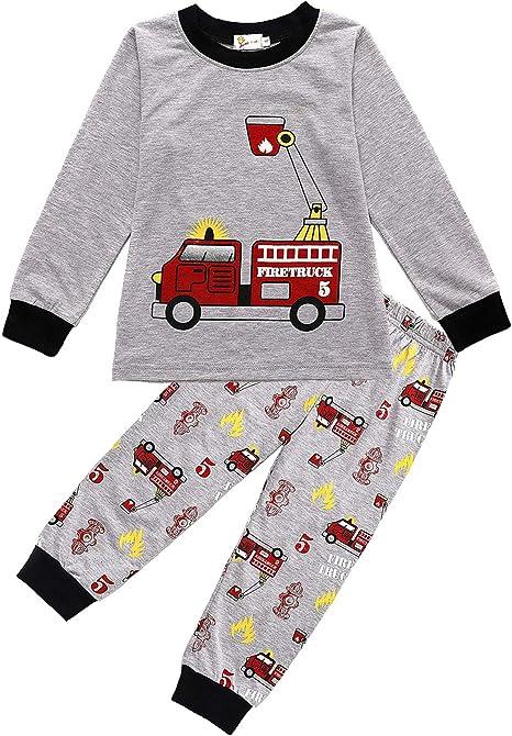 Thomas toddler boys Pyjamas sleepwear cotton tshirt top t-shirt pajamas