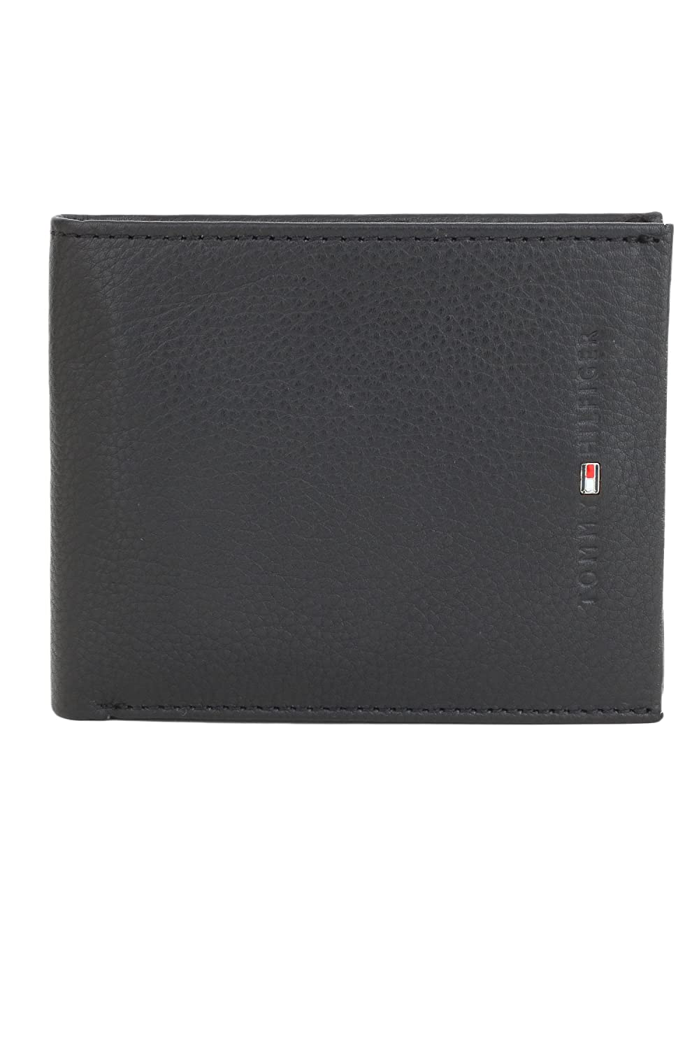 Tommy Hilfiger Shaster Black Men's Wallet (8903496093049)