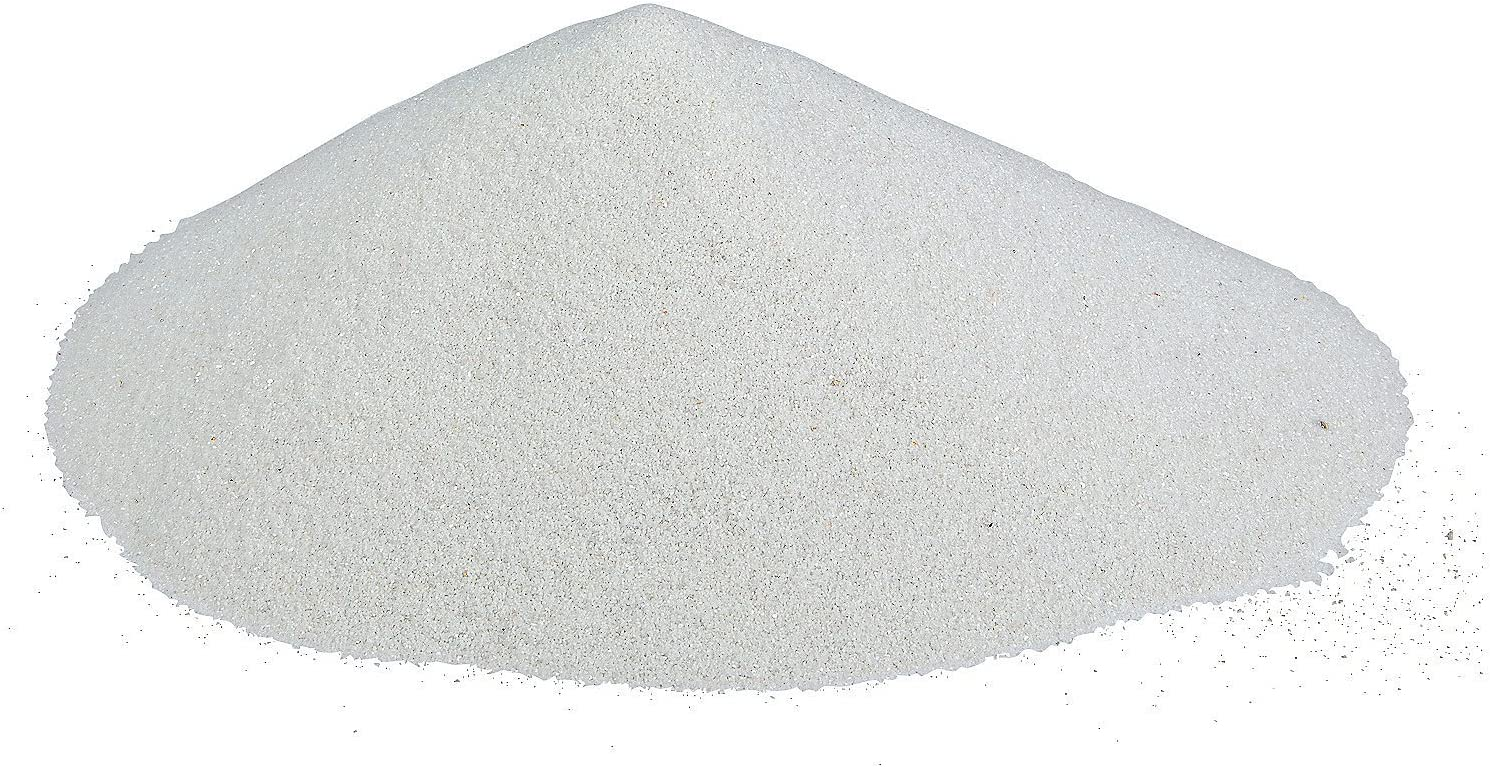 White Craft Sand - Bulk 5 lbs of fine sand - sand craft supplies