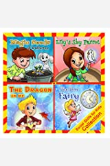 Social Skills For Kids Collection: ( Illustrated Picture Book for ages 3-8. Teaches your kids important social skills) (Beginner readers) (Bedtime story) (Volume 5)