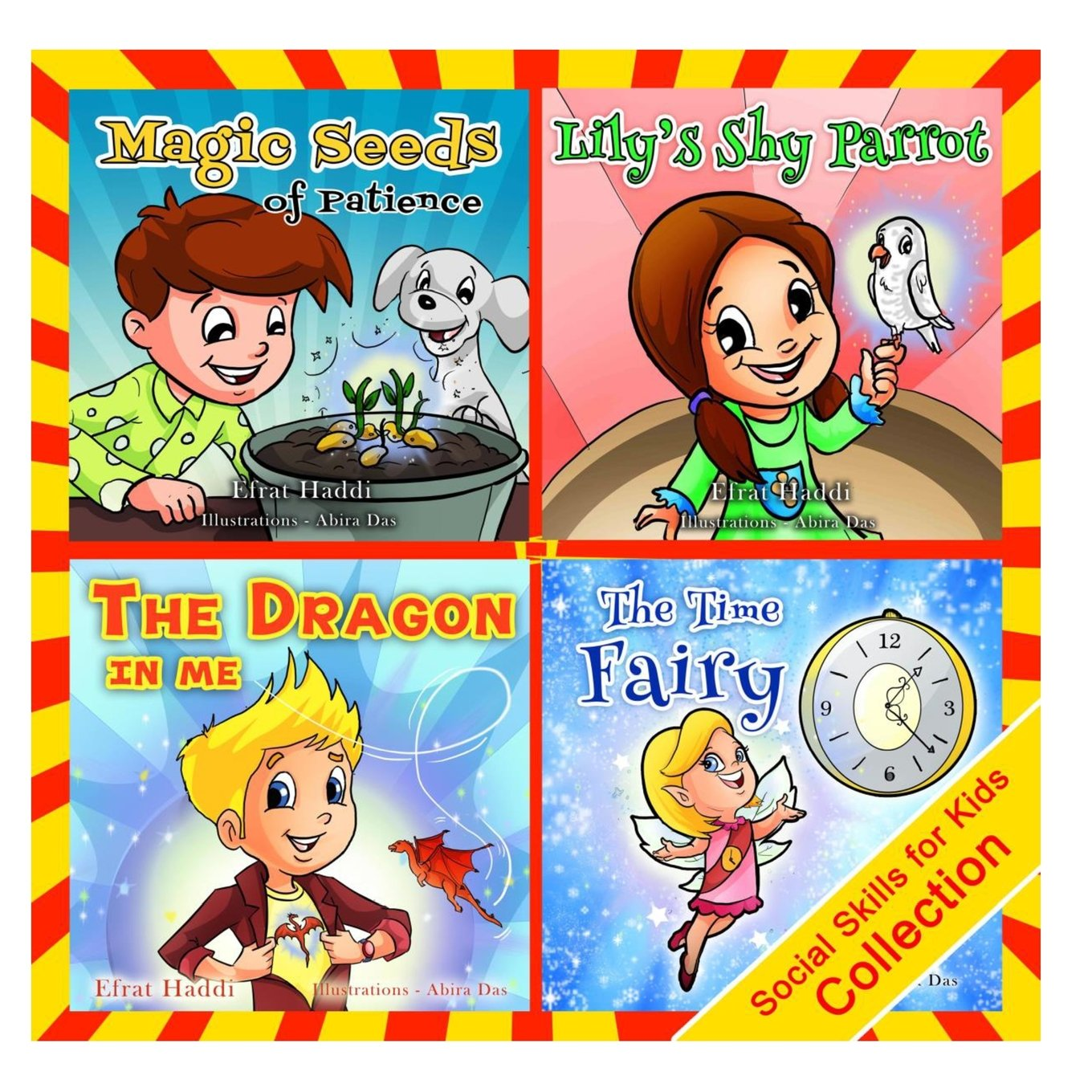 Download Social Skills For Kids Collection: ( Illustrated Picture Book for ages 3-8. Teaches your kids important social skills) (Beginner readers) (Bedtime story) (Volume 5) pdf