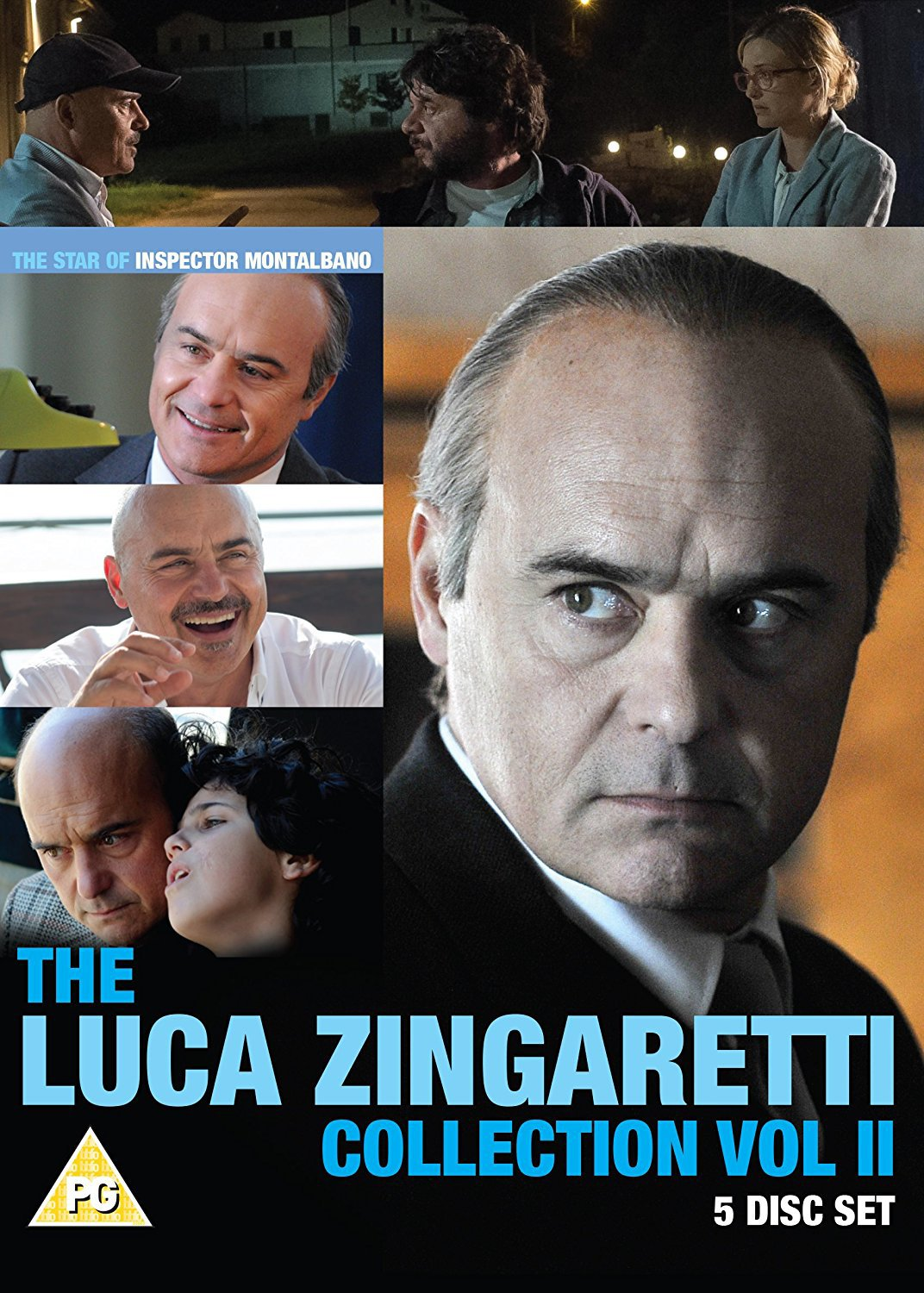 The Luca Zingaretti Collection: Volume II