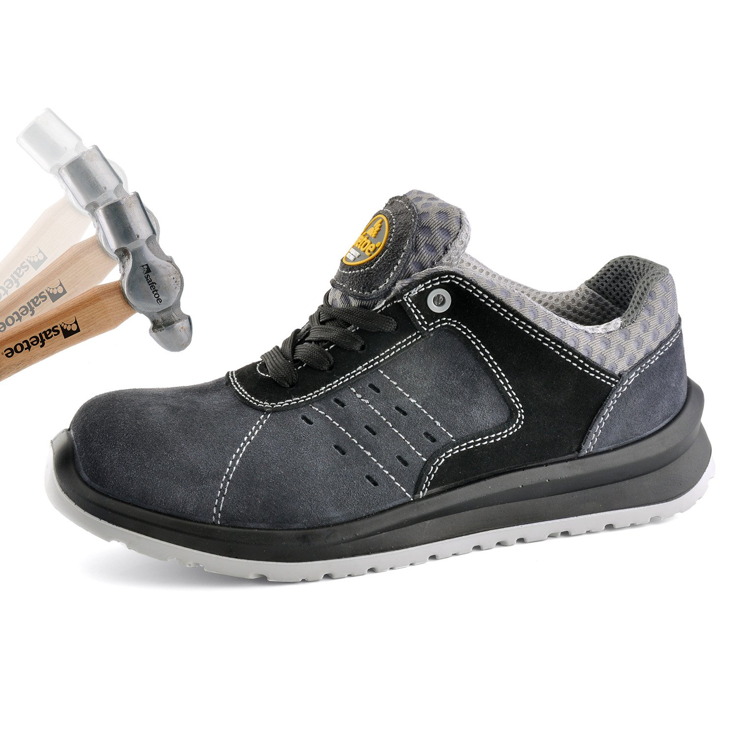 Caterpillar Conquest Canvas Baskets Homme