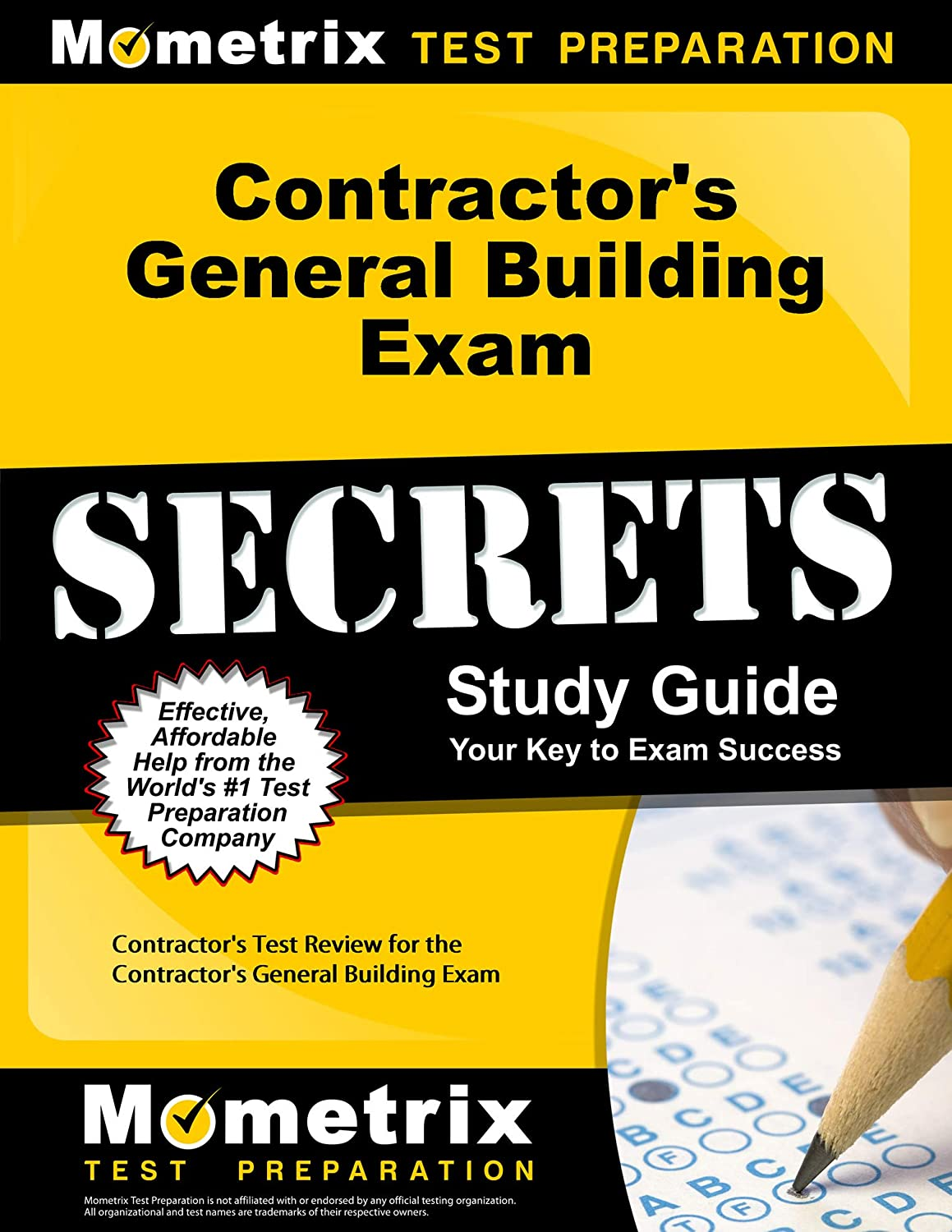 Contractor S General Building Exam Secrets Study Guide Contractor S Test Review For The Contractor S General Building Exam See More