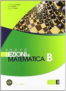 Lezioni di matematica B