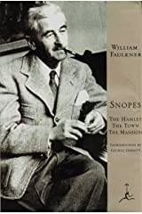 Snopes: A Trilogy (Snopes Trilogy) Hardcover