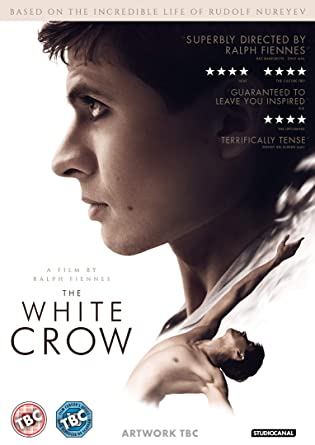 The White Crow [DVD] [2019]
