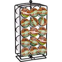 COOLBABY Coffee Dispensing Capsule Stand Tower for Nespresso Coffee Storage Capsule Holder