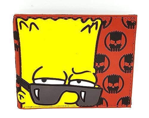 Gemelolandia Cartera Bart Simpson Gafas de Sol