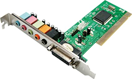 Eminent PCI Soundcard 5.1 Interno 5.1channels PCI - Tarjeta ...