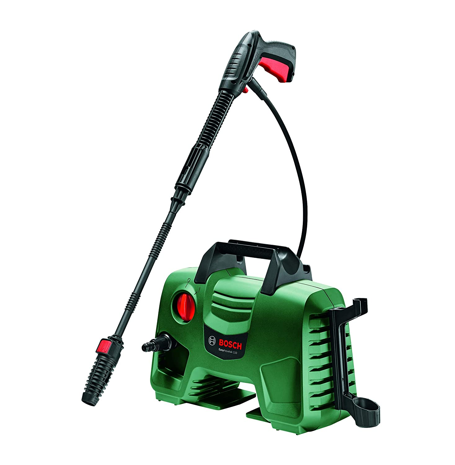 Bosch Easy Aquatak 110 1300-Watt High Pressure Washer (Green ...