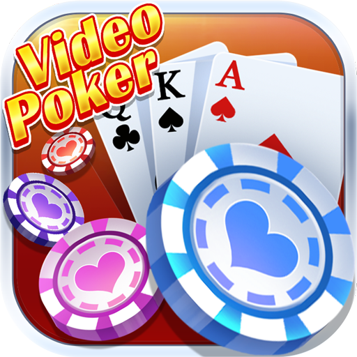 Poker:Free Video Poker Games For Kindle Fire,Offline Casino Card Poker Games App (Free Game Card Uno)