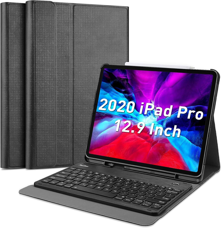 ProCase Funda con Teclado Americano para iPad Pro 12.9