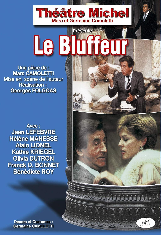 Le bluffeur - Pièce de théâtre 81OKpAEG2qL._AC_SL1500_