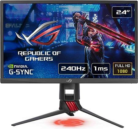 Gaming monitor pc asus rog strix xg248q 24