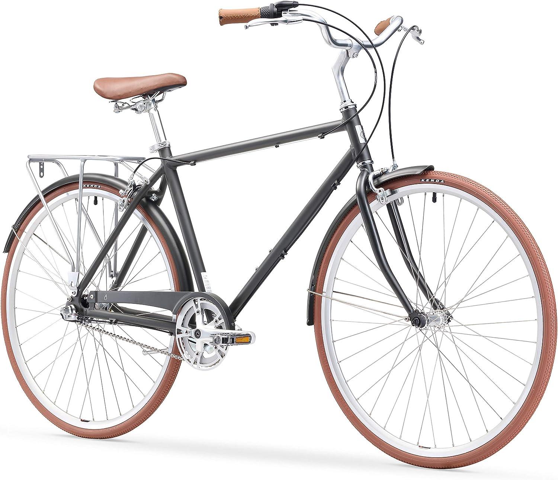 sixthreezero Ride In The Park Men's  vintage style bike