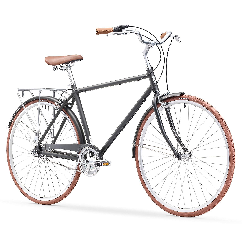 4e1aa634839 Sixthreezero ride in the park mens speed touring city bike wheels jpg  1500x1500 Park schwinn road