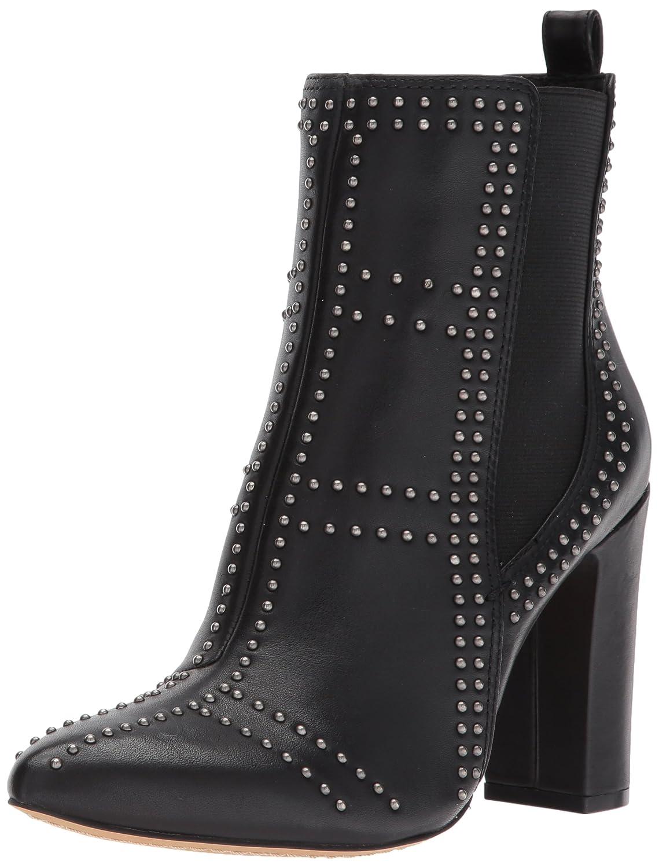 Vince Camuto Women's Basila Ankle Boot B072PRDBSD 7.5 B(M) US Black
