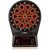 Arachnid Cricket Pro 800 Electronic Dartboard with NylonTough Segments for Improved Durability and Playability and Micro-thin