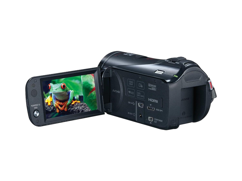 Amazon.com : Canon VIXIA HF M40 Full HD Camcorder with HD CMOS Pro and 16GB  Internal Flash Memory : Camera & Photo