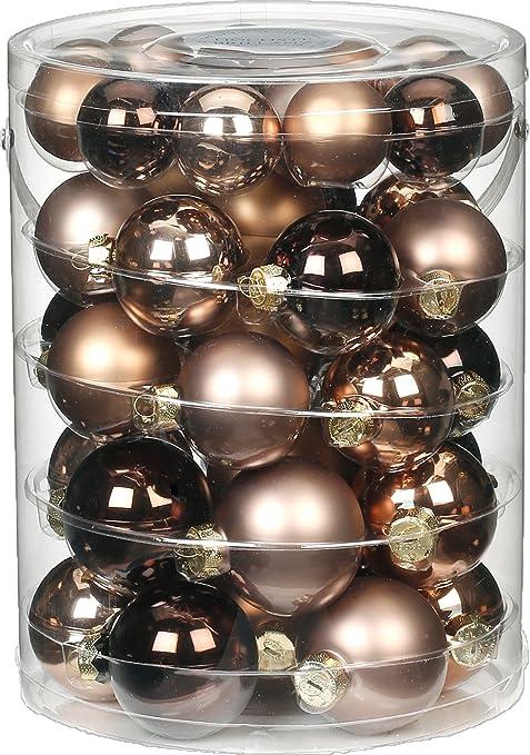 Christbaumschmuck /'Kugeln/' Ø 6 cm Tannenbaumschmuck Weihnachtskugel Weihnachten