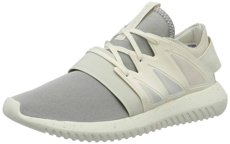 best service bb18e f5138 Amazon.com   adidas Tubular Viral W Womens Trainers Black Cream - 5 UK    Fashion Sneakers