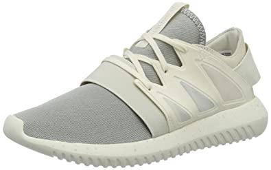 competitive price bd85c a6146 adidas Tubular Viral, Baskets Basses Femme, Blanc Chalk Core White, 36 2