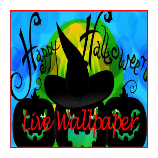 Happy Halloween Live Wallpaper]()