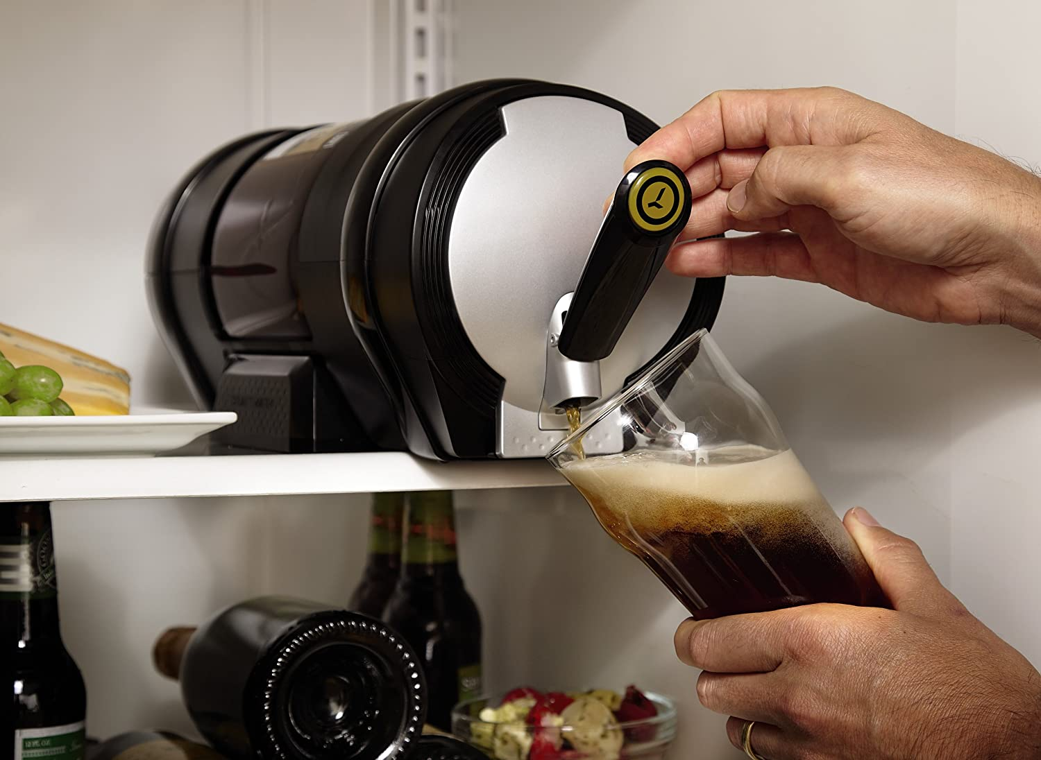 Beer tap systems for home - Amazon Com Draftmark 1 Pack Tap System Nbabpd1500 000 Beer Kegging Equipment Kitchen Dining