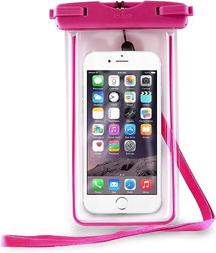 Puro Waterproof Funda para teléfono móvil 14,5 cm (5.7