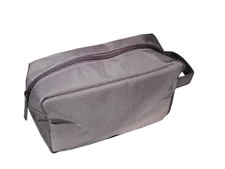 Clinique-Borsetta da donna, colore: grigio, cosmetici e portatrucco/-Beauty case da viaggio