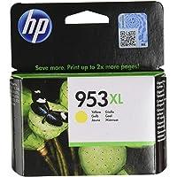 HP F6U18AE (953XL) Yüksek Kapasiteli Mürekkep Kartuş 1.600 Sayfa, Sarı