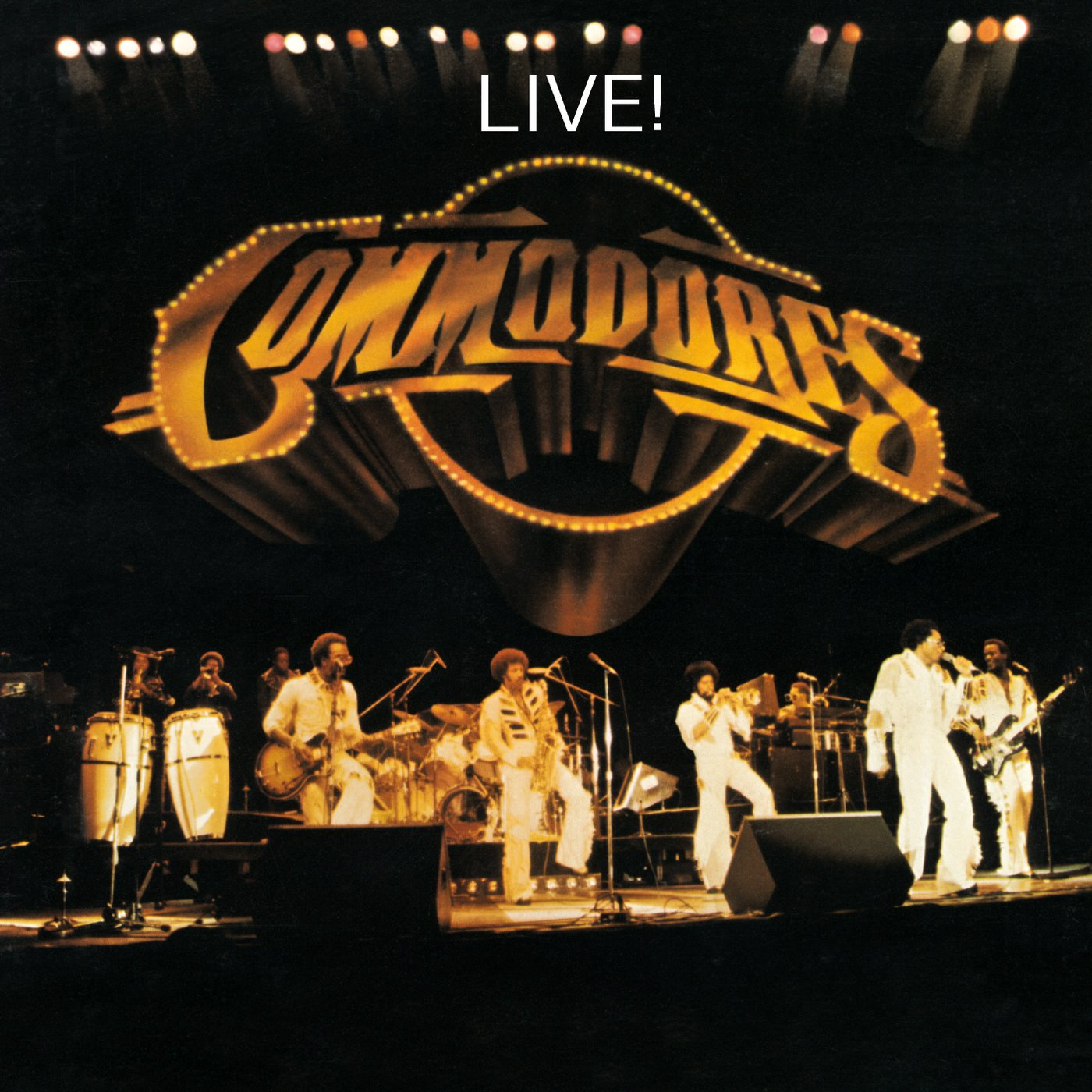 Live! (Remastered) by Commodores