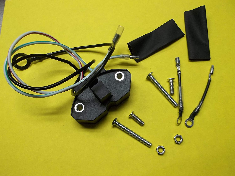 Amazon.com: B. Ignition Sensor Kit for MerCruiser Thunderbolt I IV  Distributor: Automotive | Mercury Outboard Thunderbolt Iv Ignition Control Wiring Diagram |  | Amazon.com