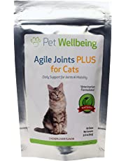 Pet Wellbeing - Agile Joints PLUS for Cats - 60 chews