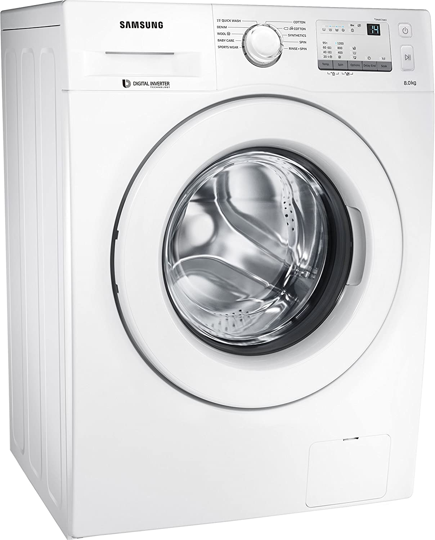 Samsung 8 Kg Fully Automatic Front Loading Washing Machine