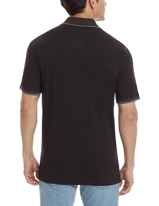 G-Star Mondollo, Polo para Hombre, Negro (Black), (Talla del ...