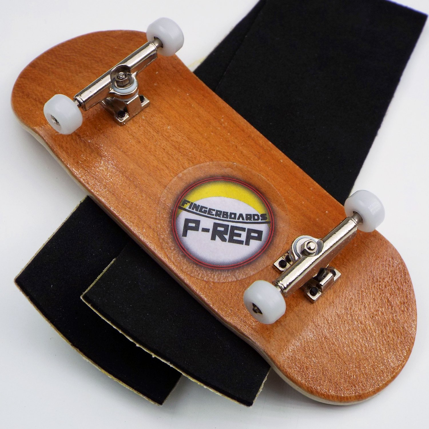 Peoples Republic P-REP Tuned Complete Wooden Fingerboard 34mm x 100mm - Cherry by Peoples Republic