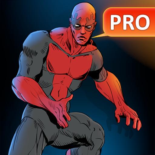 Heroes Rise (Amazing Superhero Story Pro)