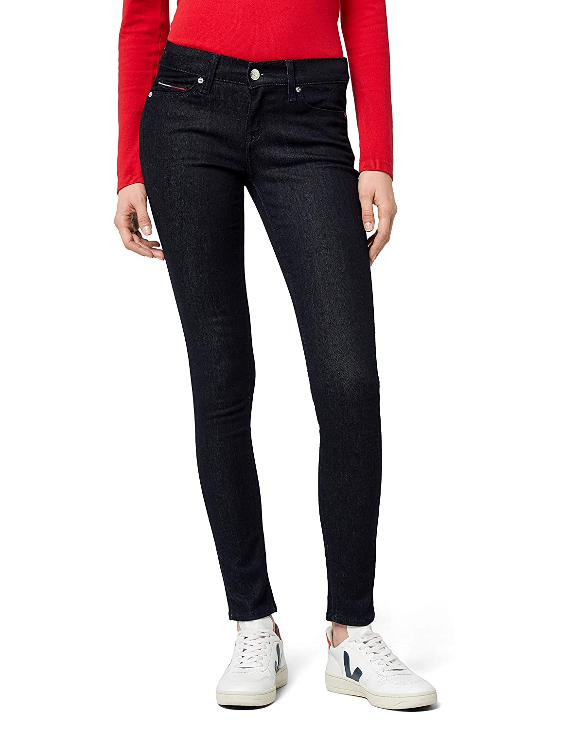 Tommy Hilfiger Mid Rise Nora Jeans Donna